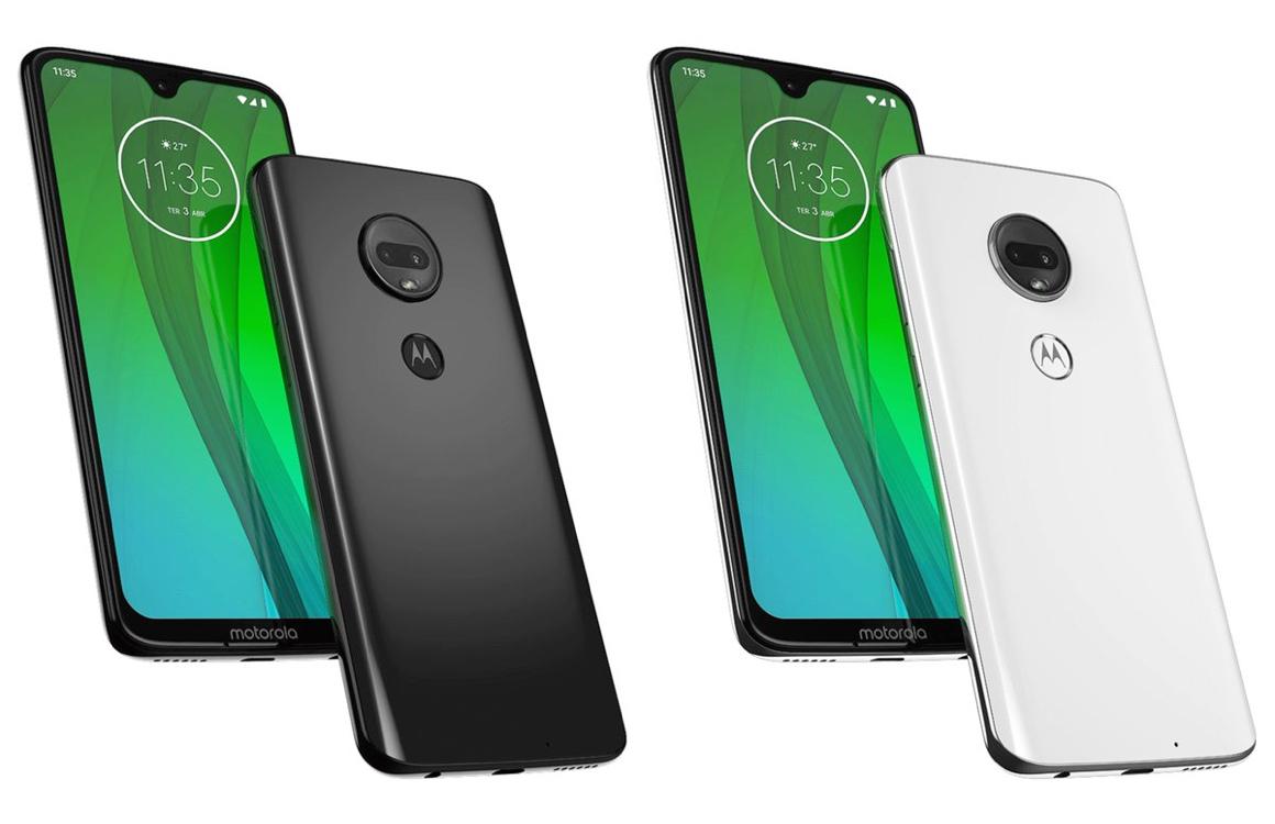 Motorola presenteert Moto G7-serie waarschijnlijk op 7 februari