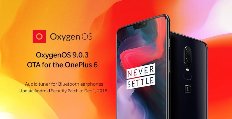 oxygenos 9.0.3