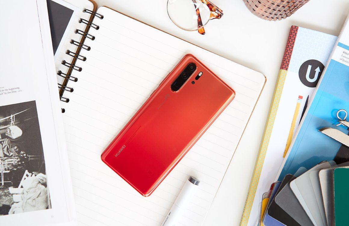 Huawei P40-serie komt eind maart 2020 zonder Google-diensten