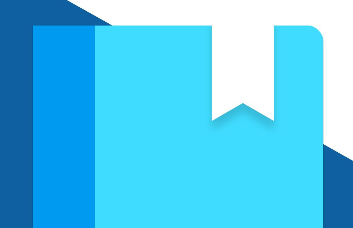 Material Theme geeft Google Play Boeken een lik witte verf
