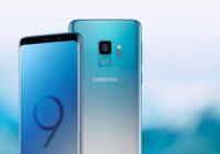 Samsung komt met opvallende nieuwe kleur voor Galaxy S9