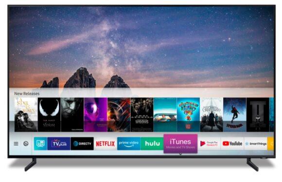 Samsung-tv's krijgen ondersteuning voor de Google Assistent