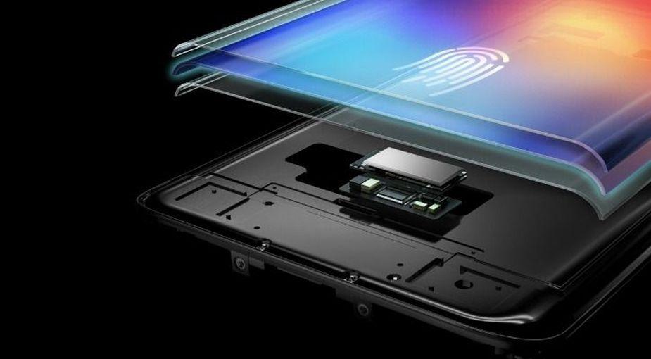 Samsung Galaxy A 2019-vingerafdrukscanner