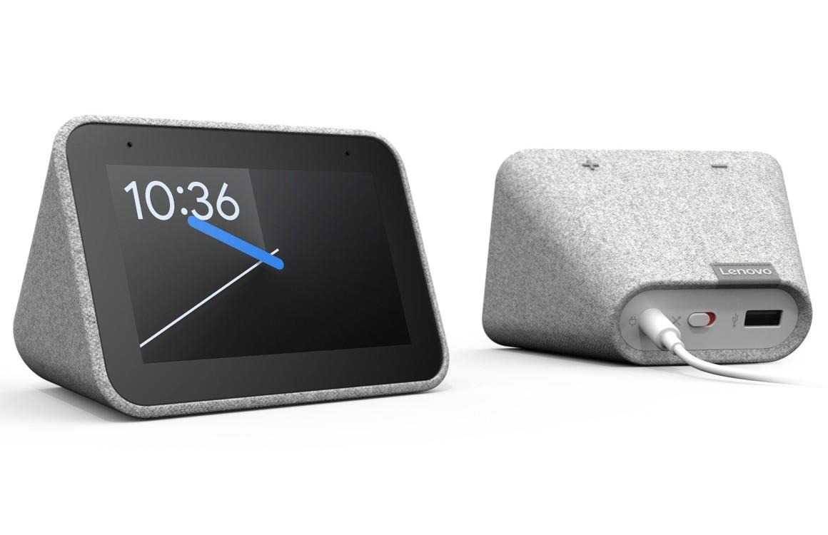 Lenovo Smart Clock officieel