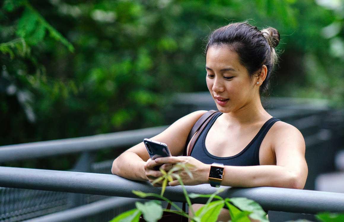 Gids: Zo stel jij je smartphone in voor een gezonder leven