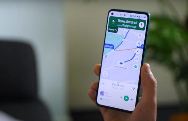 Spotify - Google Maps
