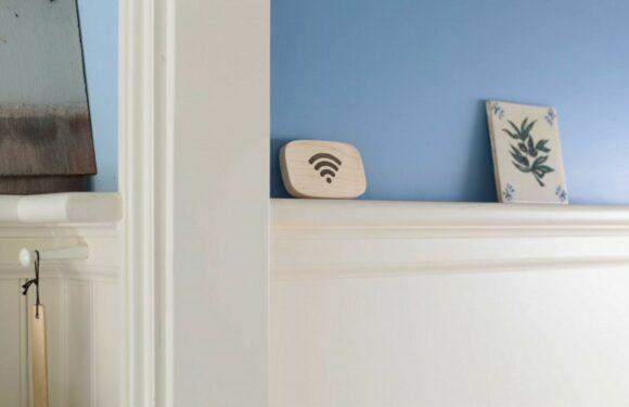 Met deze nfc-gadget hoef je nooit meer je wifi-wachtwoord te delen