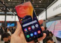 Samsung Galaxy A50 hands-on: betaalbaar alternatief voor Galaxy S10