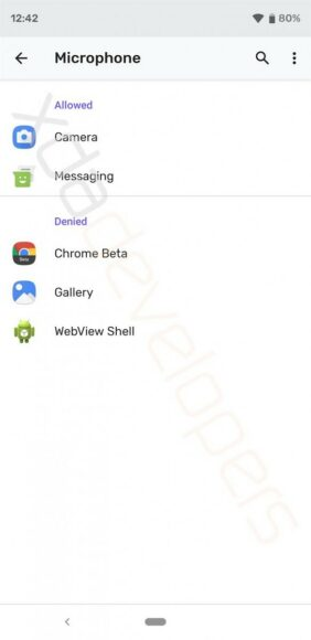 Android Q Privacy 3