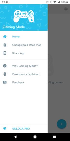 Gaming Mode screenshot (3)