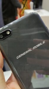 General Mobile GM 9 Go