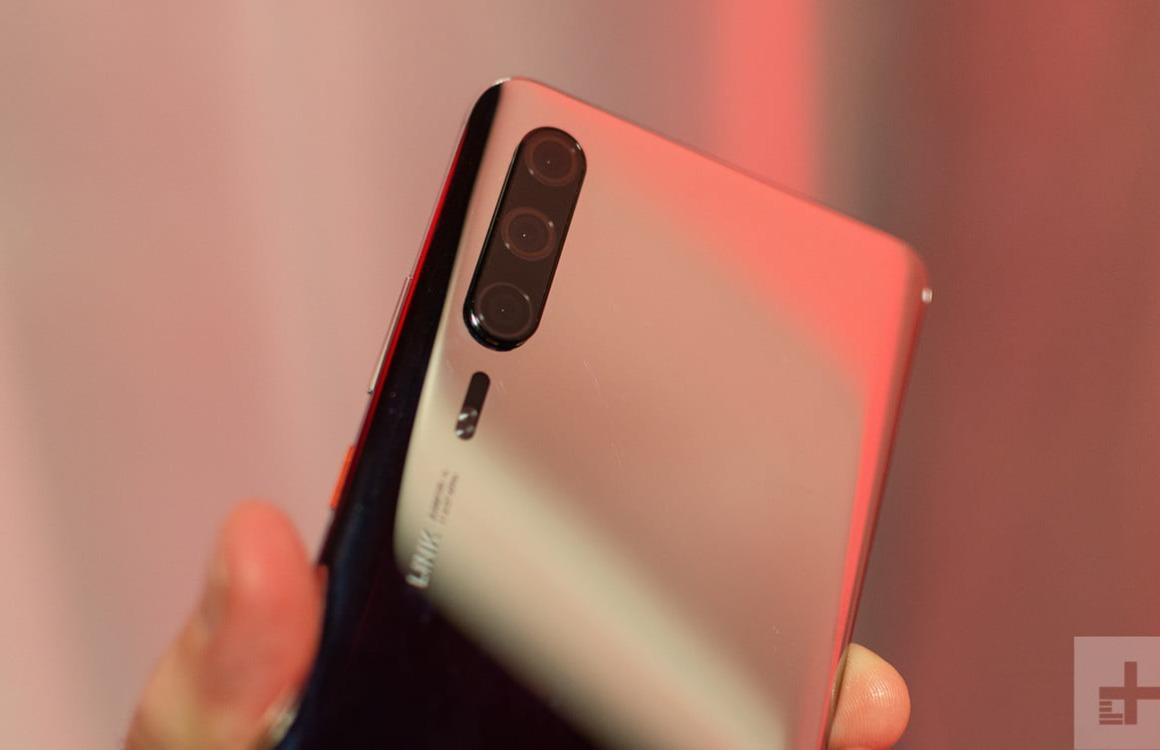 Huawei P30 koptelefoonaansluiting