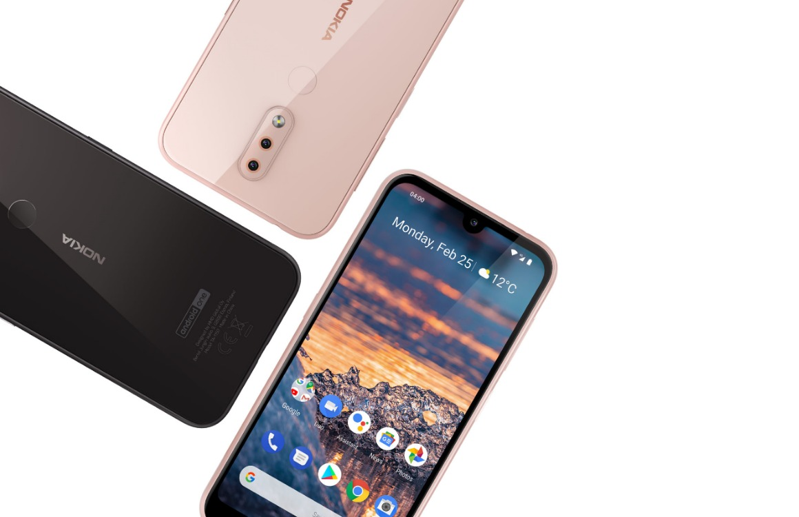 Android 10-update nu te downloaden voor Nokia 4.2