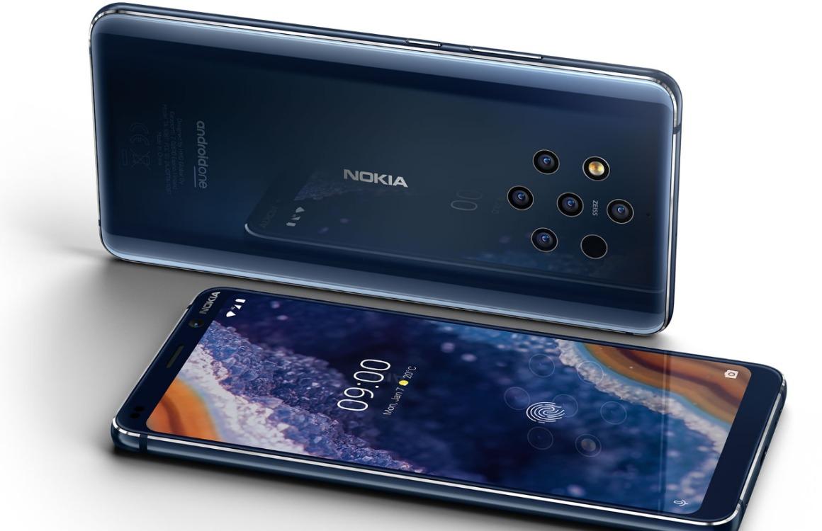 Nokia 9 PureView officieel uit