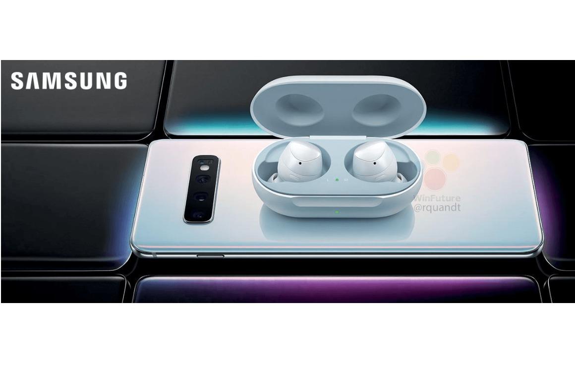 Samsung Galaxy S10 Galaxy Buds