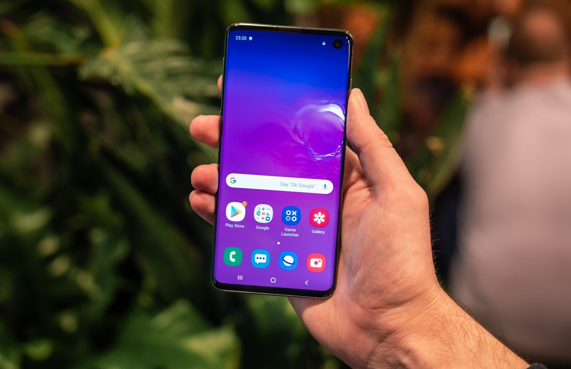 Samsung Galaxy S10 video preview