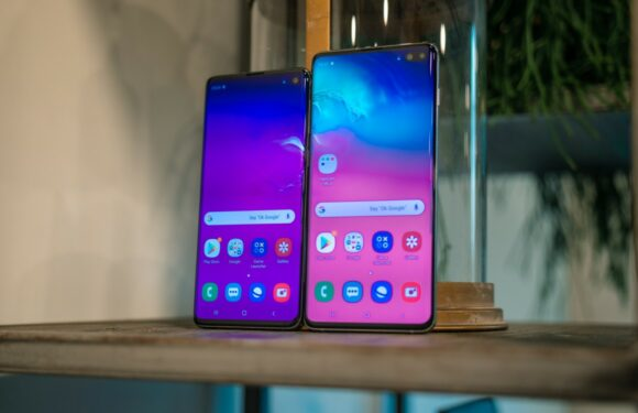Samsung Galaxy S10 preview