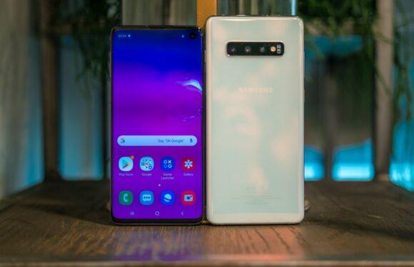 'Samsung werkt aan betaalbaar Galaxy S10-alternatief'