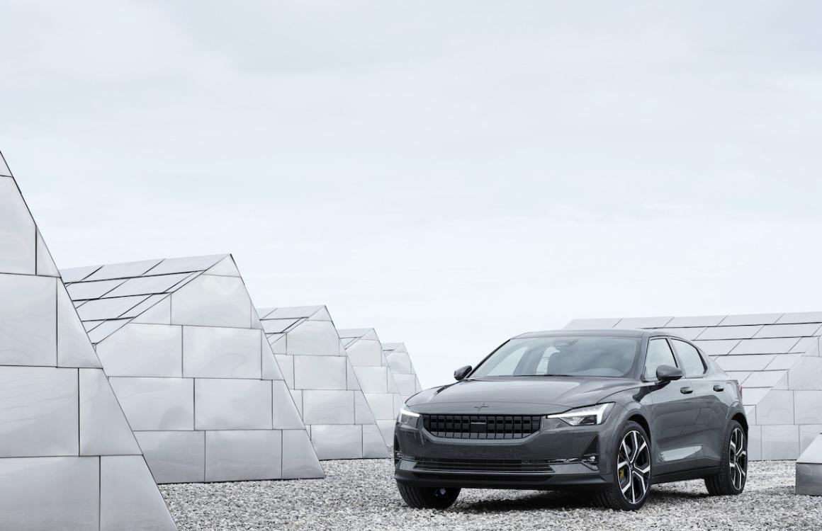 Dit is de Volvo Polestar 2: de eerste elektrische auto met Android