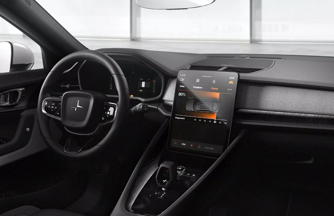 Volvo Polestar 2 officieel