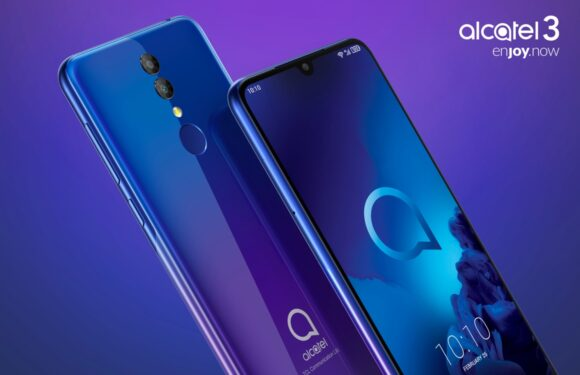 Deze drie nieuwe Alcatel-smartphones kosten minder dan 200 euro