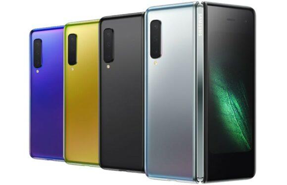 Samsung maakt nog twee opvouwbare smartphones: dit zijn de andere designs
