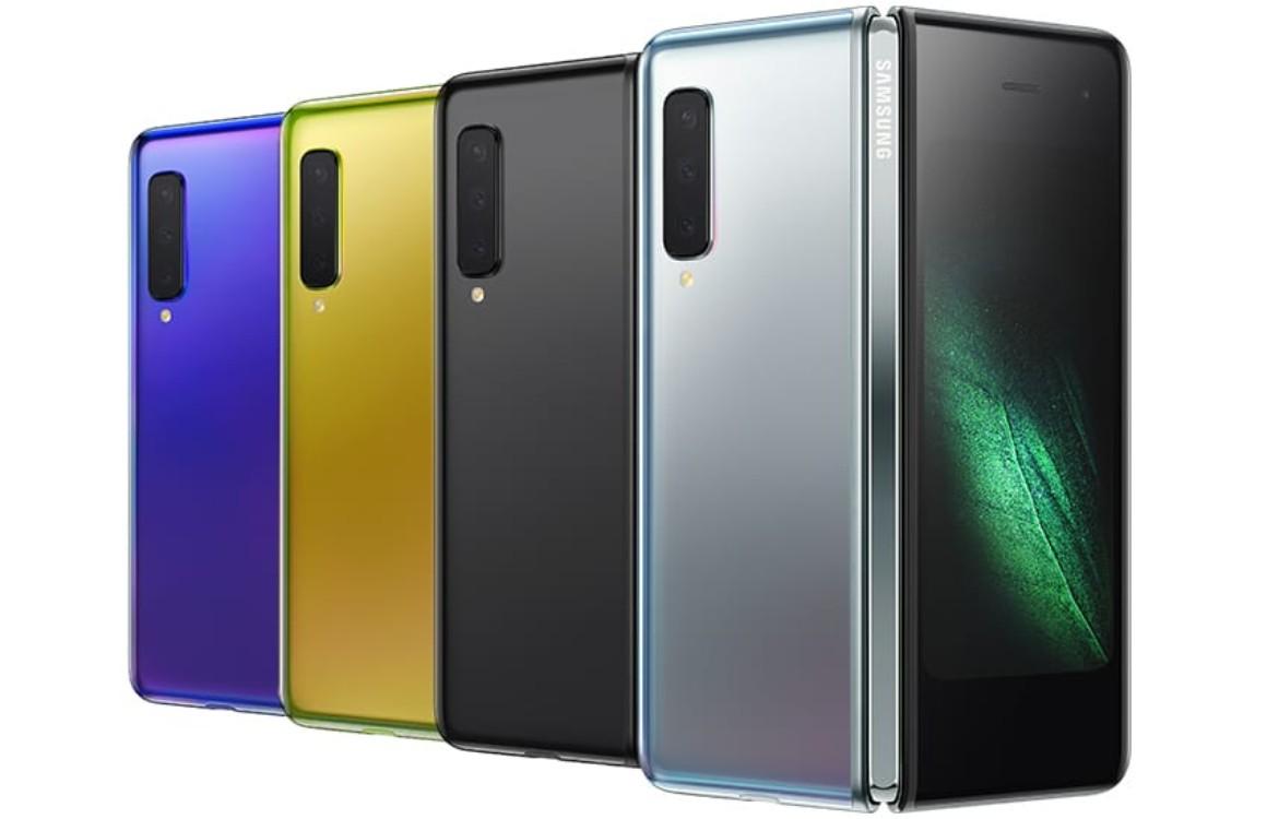 Samsung Galaxy Fold officieel