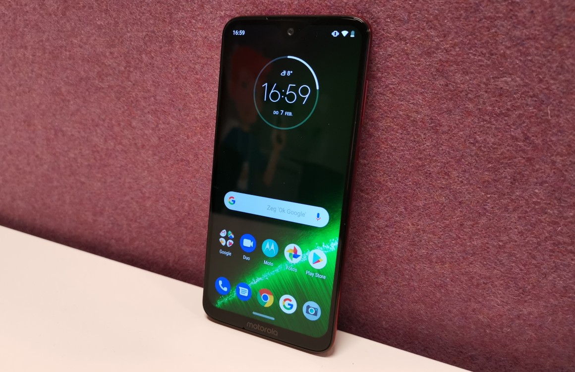 Motorola Moto G7 Plus preview: betaalbare smartphone is completer dan ooit
