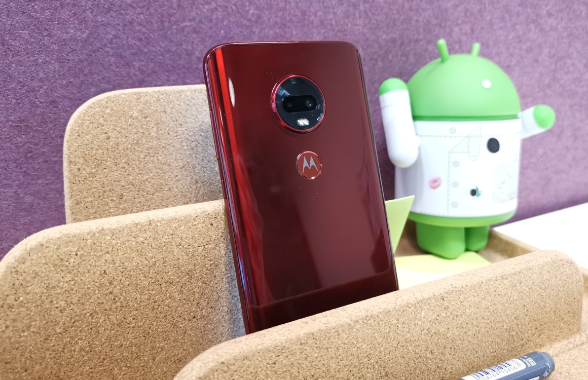 Motorola Moto G7 Plus preview