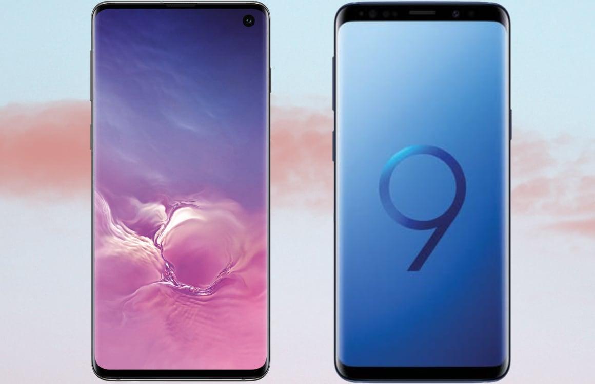 Samsung Galaxy S10 vs Galaxy S9: de verschillen op een rijtje