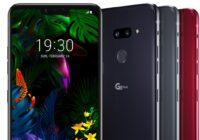 LG G8 ThinQ met 3D-camera en 'geluidsscherm' onthuld