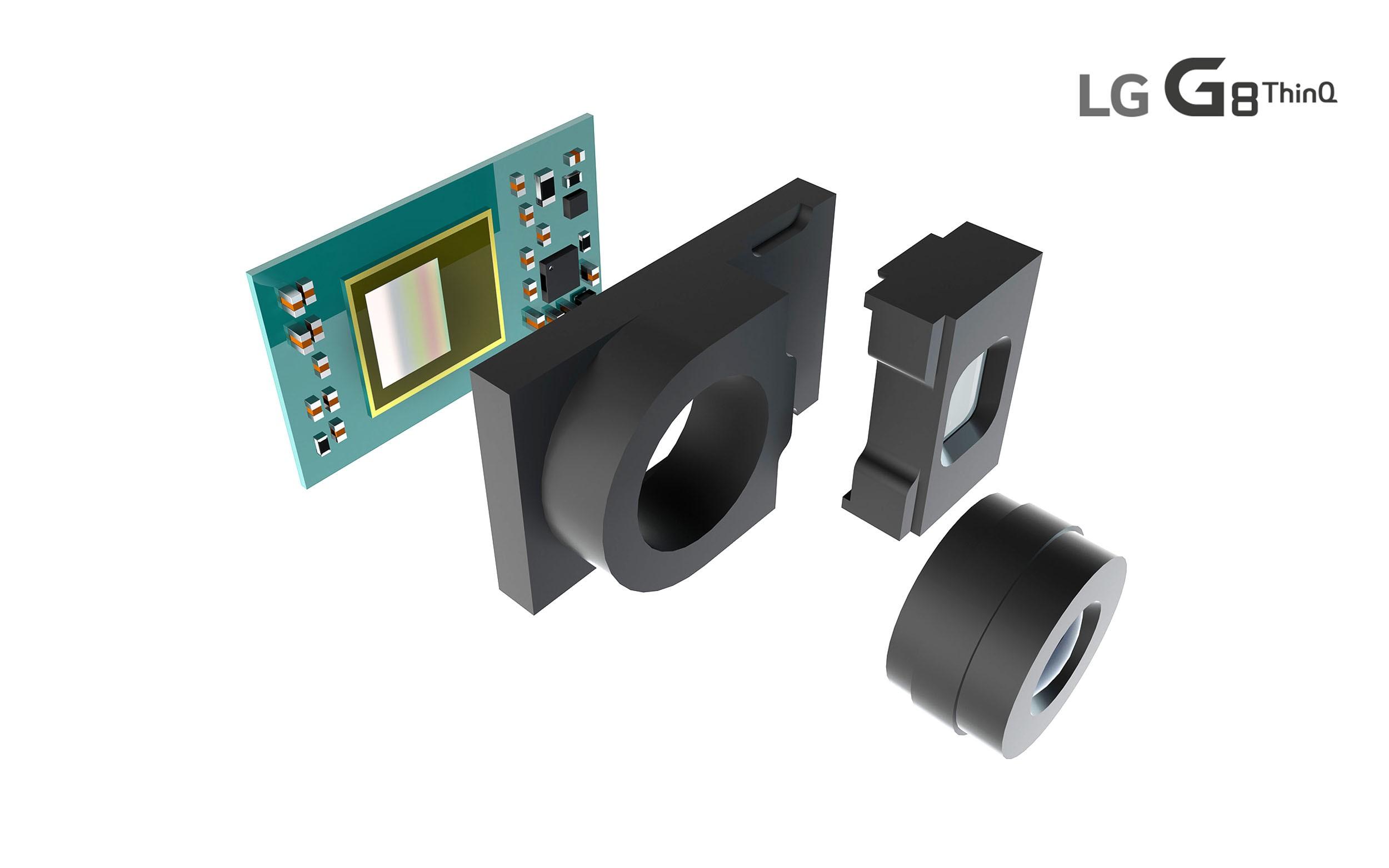 LG G8 ThinQ ToF-sensor