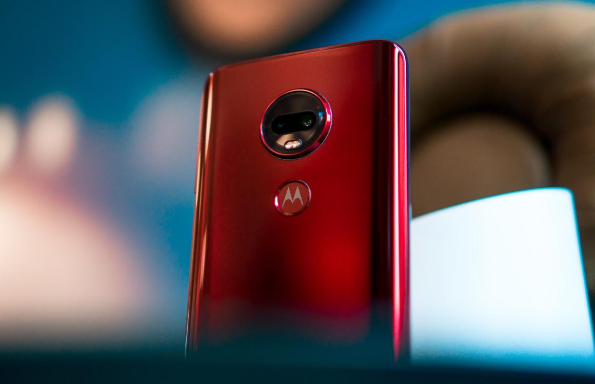 Updaten maar: Motorola Moto G7 Plus krijgt Android 10 in Nederland