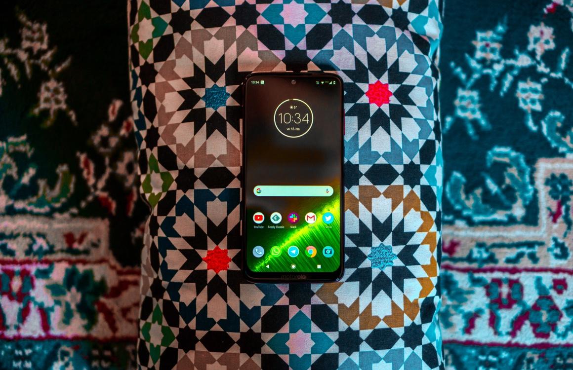 Ook Motorola Moto G7 nu in Nederland te koop