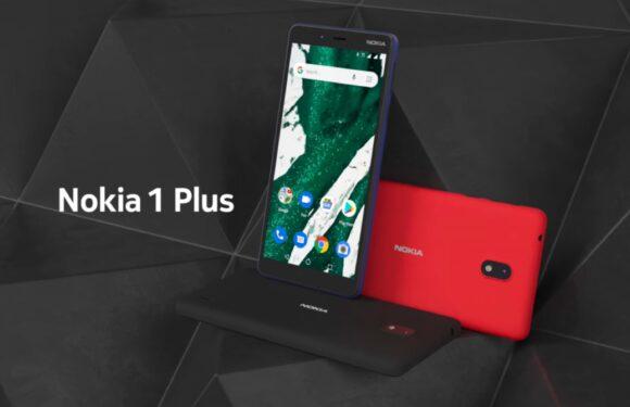 Nokia 1 Plus met Android Go nu te koop voor 99 euro