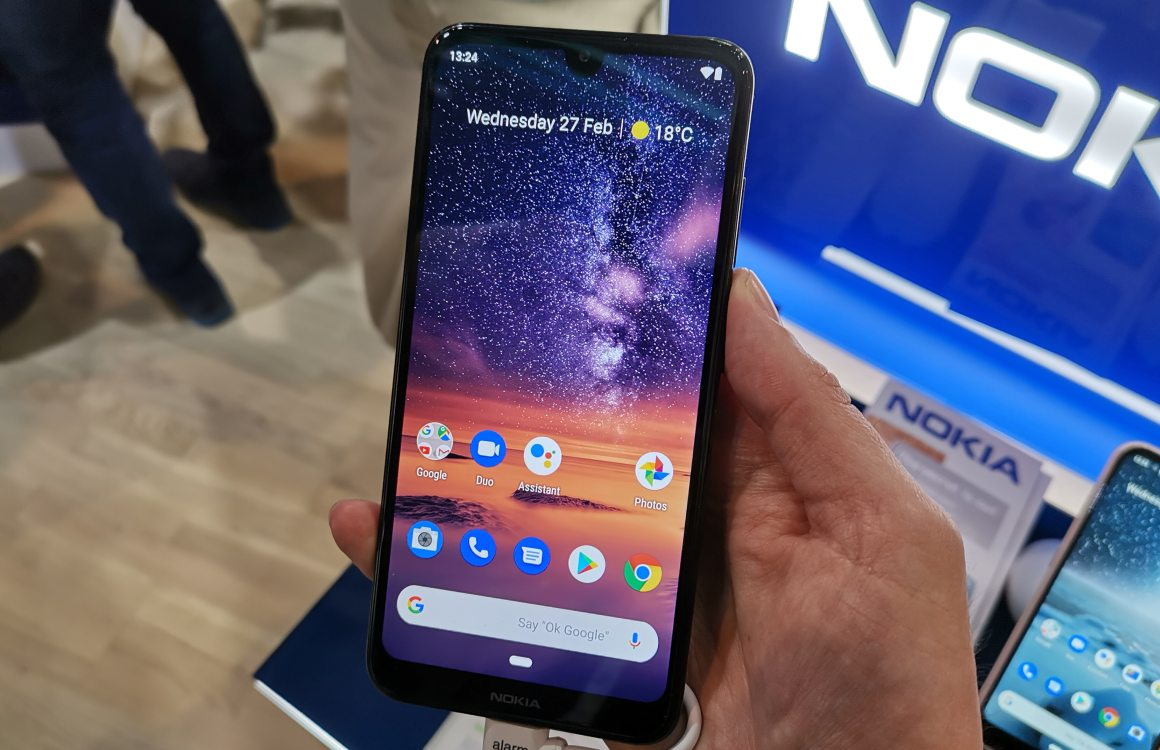 Hands-on met de Nokia 4.2, Nokia 3.2 en Nokia 1 Plus