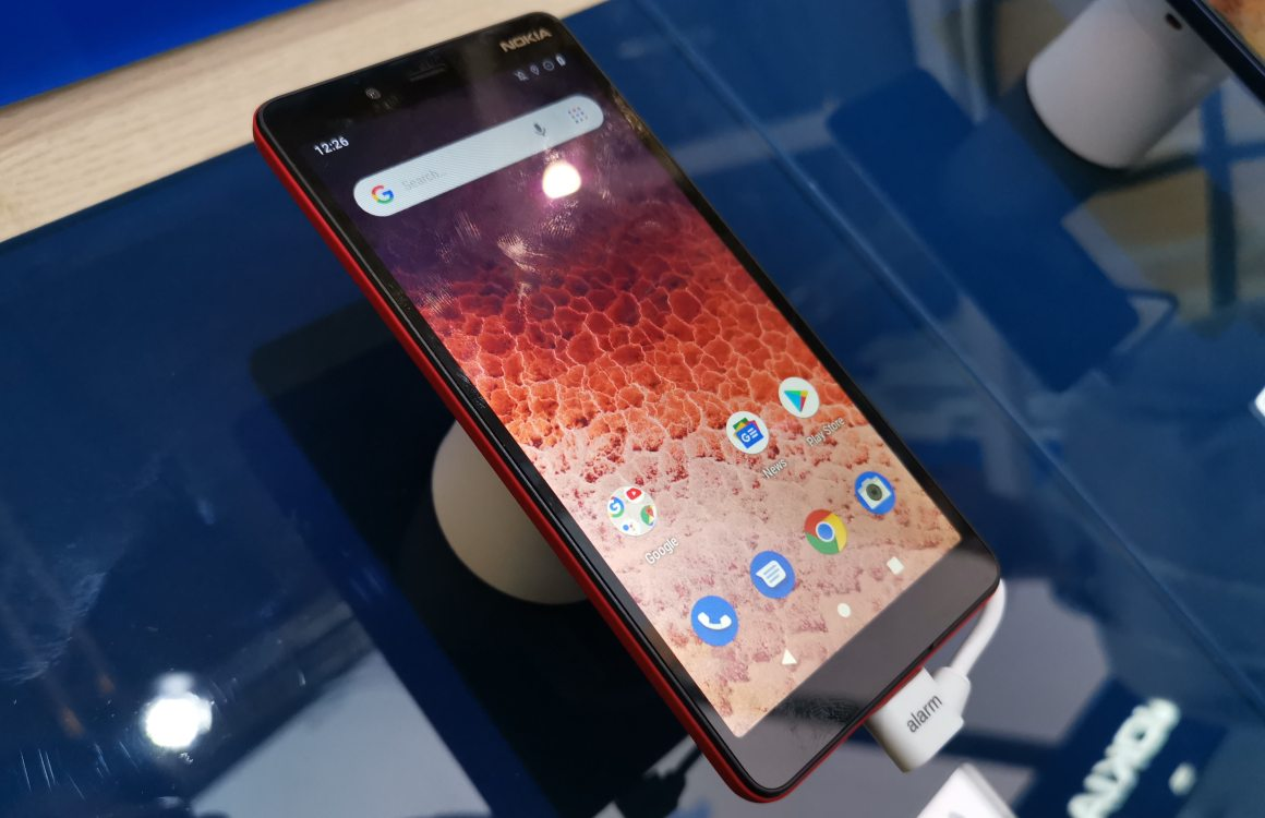 Nokia 1 Plus preview hands-on