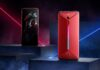 Gamingsmartphone Nubia Red Magic Mars nu in Nederland te koop