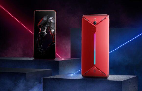 Gamingsmartphone Nubia Red Magic Mars nu in Nederland te koop