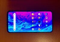 'Foto toont OnePlus 7 met voorkantvullend scherm zonder notch'