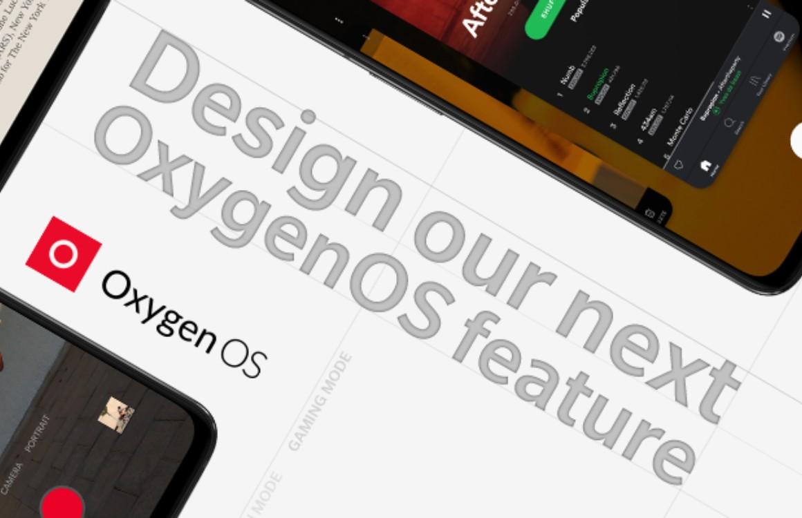 OnePlus OxygenOS-prijsvraag