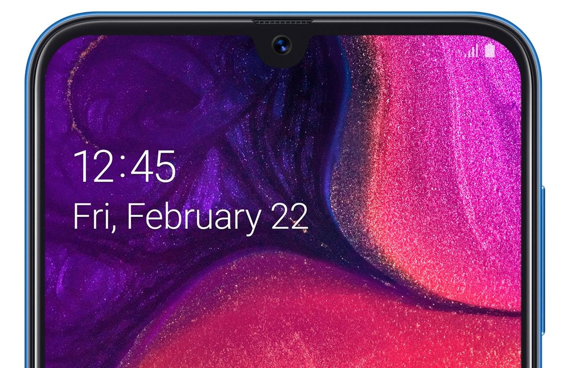 Samsung brengt Galaxy A50 in Nederland uit: middenklasser met drie camera's