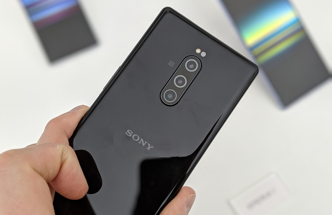 Sony Xperia 1 preview