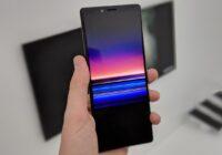 Sony Xperia 1 nu te koop, met gratis draadloze koptelefoon van 380 euro