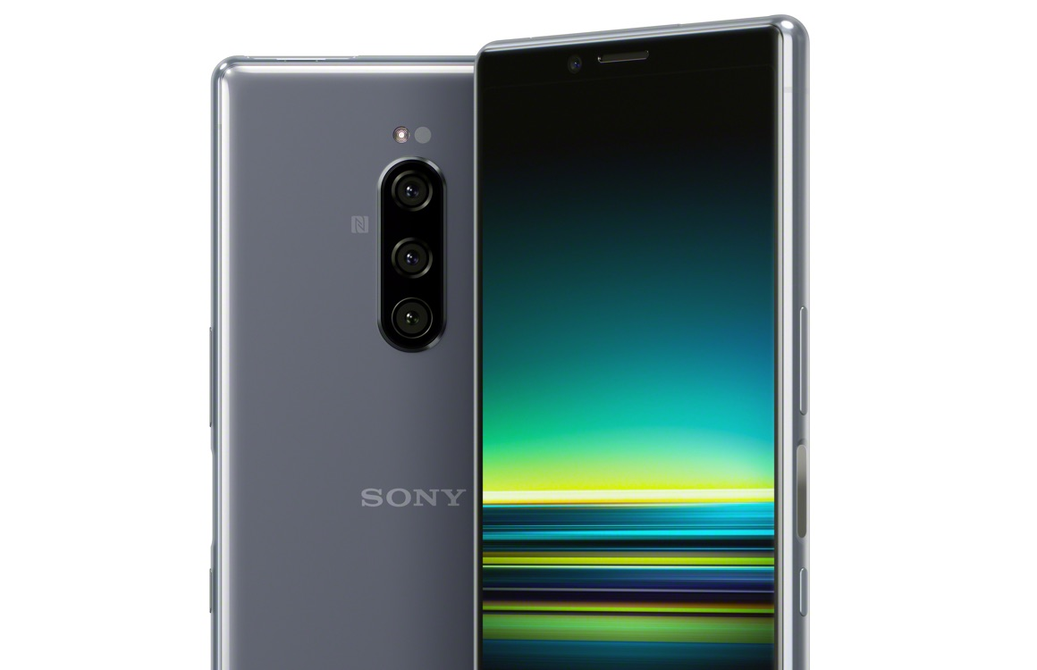 sony xperia 1 officieel