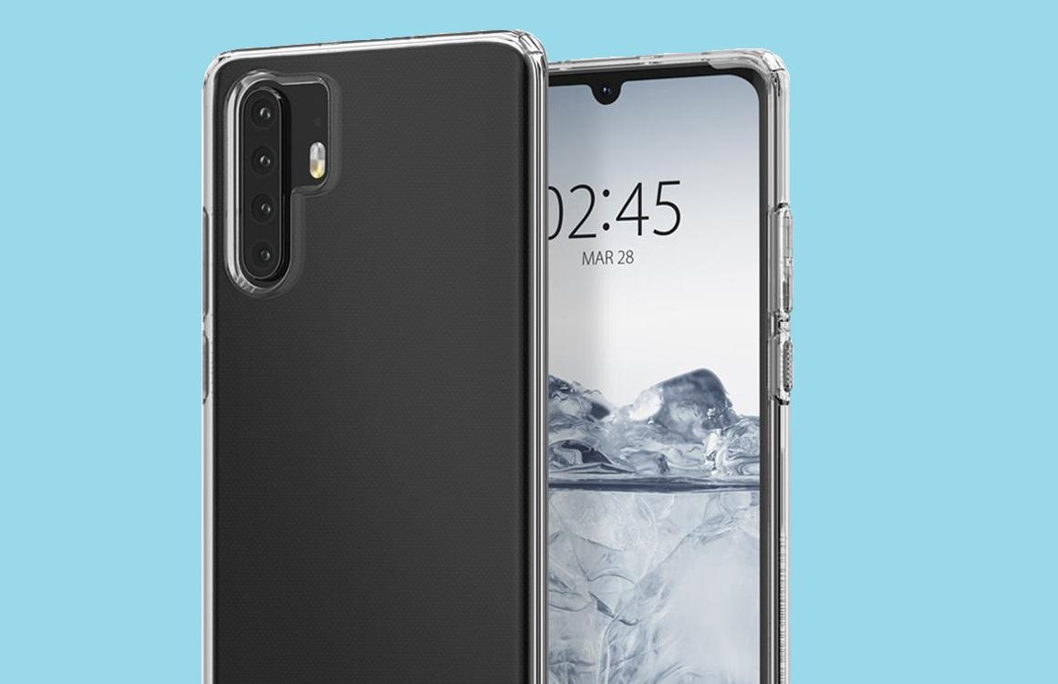 'Huawei P30 Lite krijgt meer opslagruimte dan P20 Lite voor zelfde prijs'