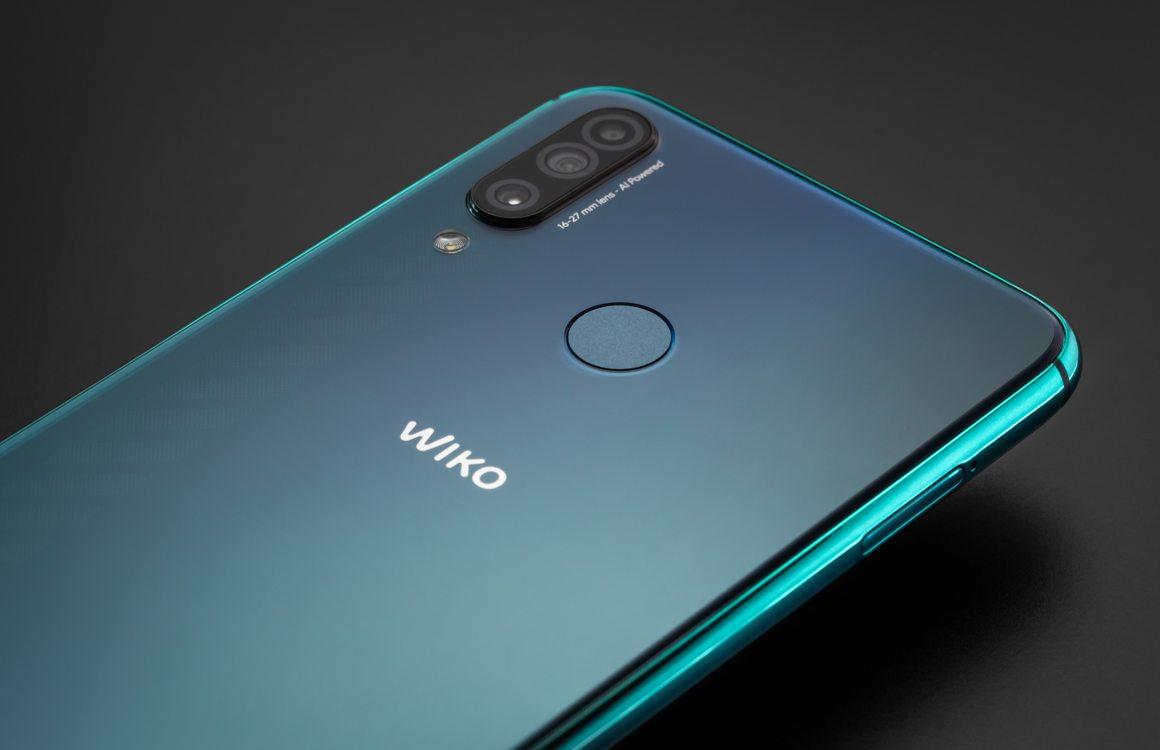 Wiko View 3 officieel