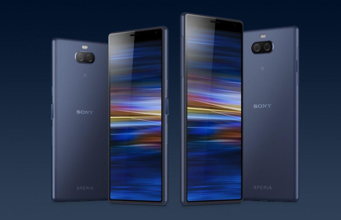Sony introduceert goedkope Xperia 10, 10 Plus en Xperia L3