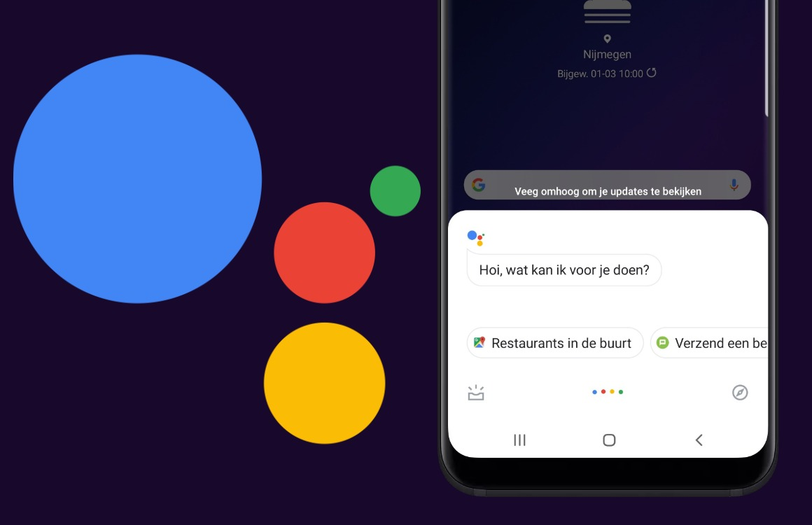 Google Assistent-updates