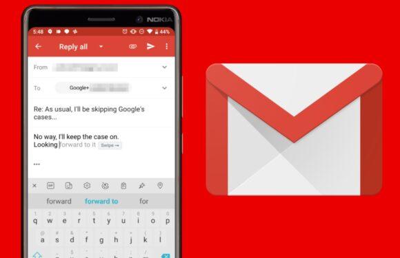 Smart Compose rolt uit naar alle Android-smartphones: Gmail tikt e-mail voor je
